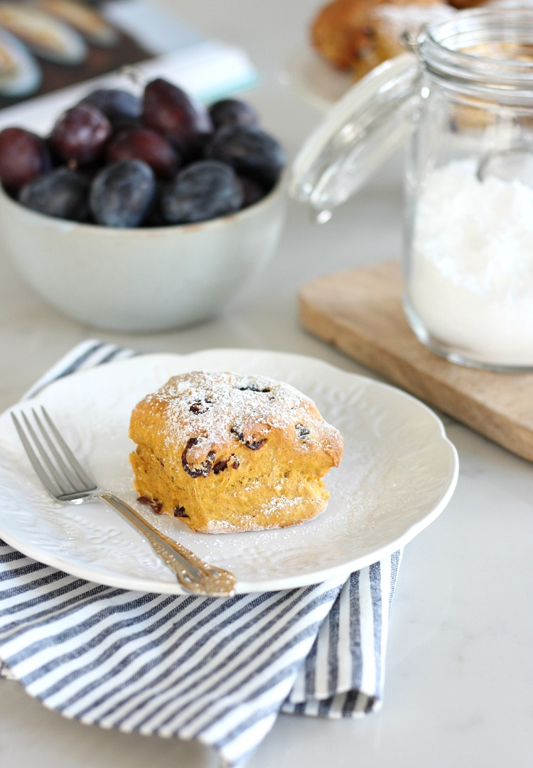 Fall Kitchen Tour with Pumpkin Scones and Seasonal Produce - Satori Design for Living