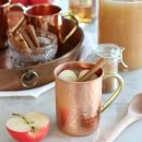 Spiked Apple Cider Fall Drink