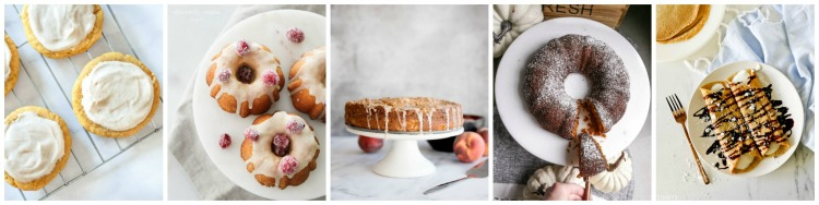 Delicious Fall Recipes