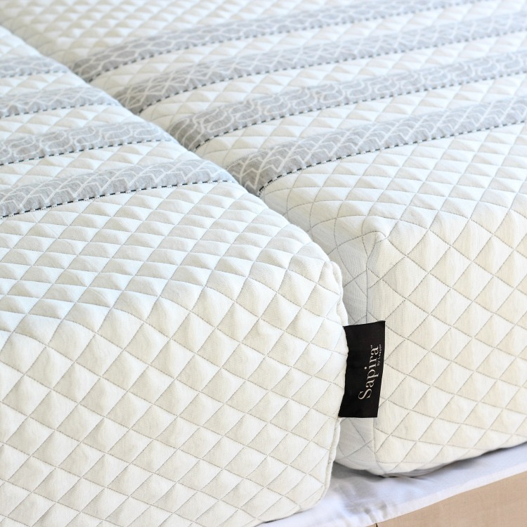 Our Sapira Mattress Review - Satori Design for Living