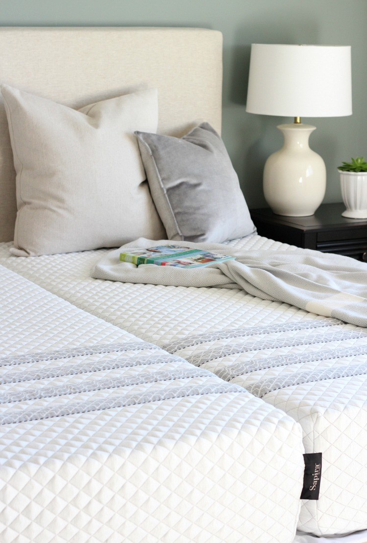 The Sapira Mattress by Leesa - A Review by Satori Design for Living