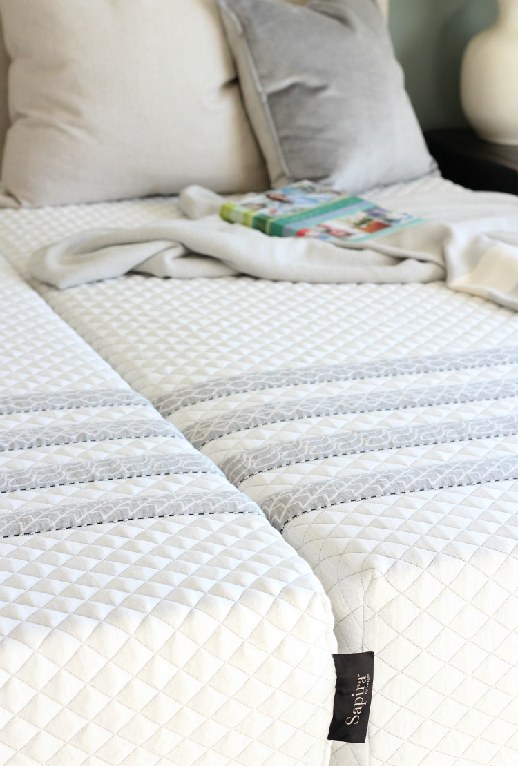 Sapira Mattress by Leesa Review - Satori Design for Living