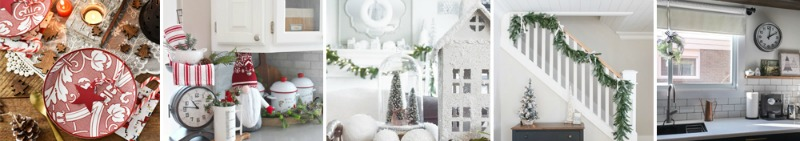 2018 Canadian Bloggers Christmas Home Tour