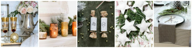 Christmas DIY and Craft Ideas - Seasonal Simplicity Holiday Edition