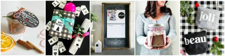 DIY Gift Ideas - Seasonal Simplicity Christmas Series