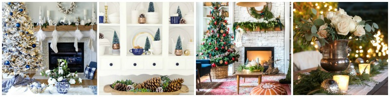 Seasonal Simplicity Christmas Home Tour