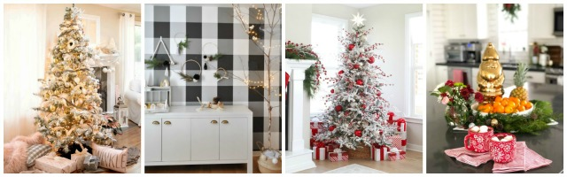 Christmas Home Tours