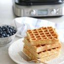 Classic Waffle Recipe with Breville Smart Waffle Maker - Satori Design for Living