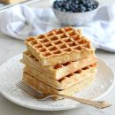 How to Make Classic Waffles - Gluten Free Version