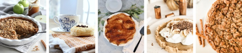 Collection of Best Pie Recipes
