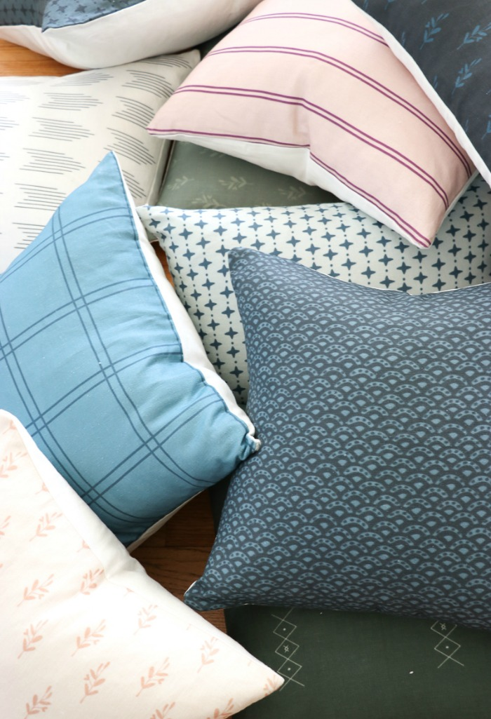 Montauk Pillow Collection from City Farmhouse Co.