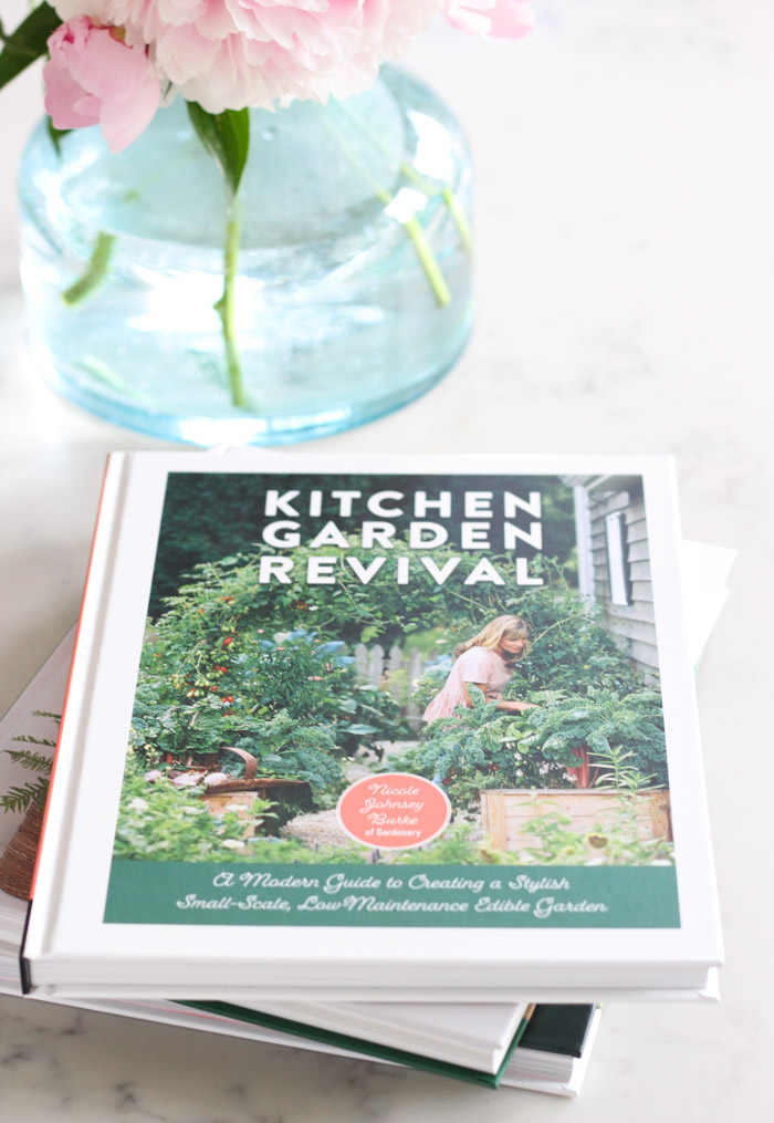Kitchen Garden Revival Book - A Modern Guide to Creating a Stylish, Small-Scale, Low-Maintenance Edible Garden