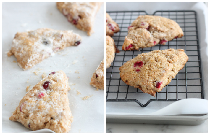 How to Make Cranberry Scones Step-by-Step