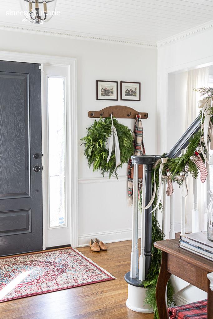 Benjamin Moore Graphite Door - Sincerely, Marie Designs