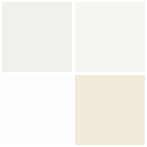 White Paint Colours Used in Our Homes - Vintage Society Co.