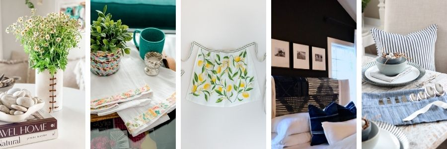 Spring Fabric Projects
