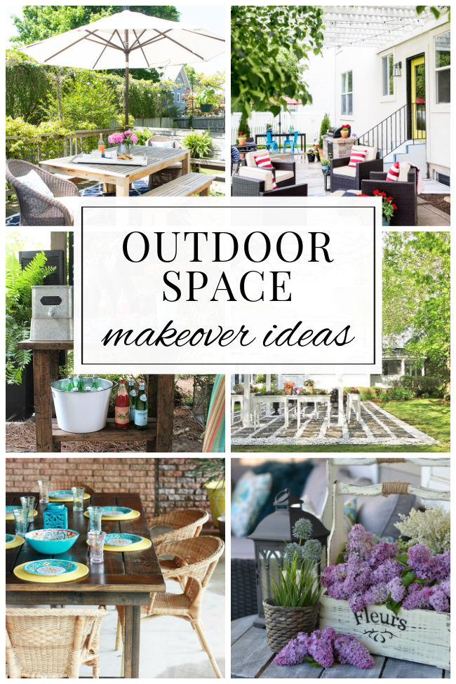 Deck and Patio Makeover Ideas