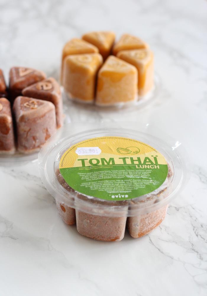 Evive Lunch Cubes - Tom Thaï
