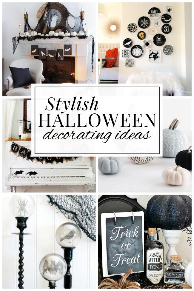 Stylish Halloween Decorating Ideas