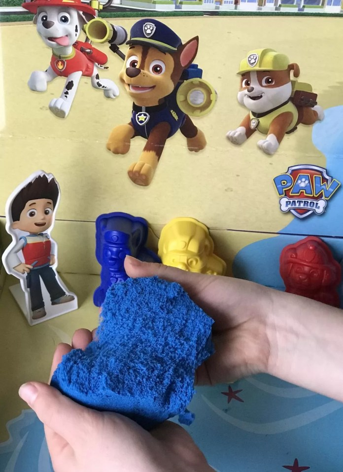 paw patrol toys gifting for autism kids