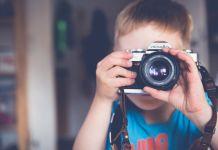 Boy Camera Image