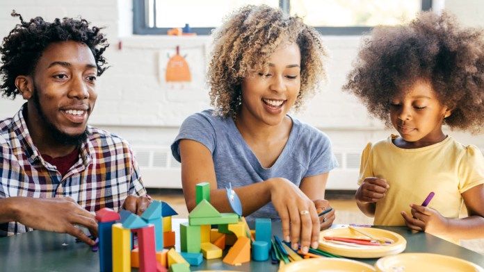 Constructive Play in Early Childhood