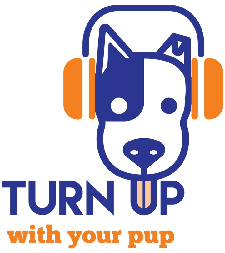 Turn Up With Your Pup logo