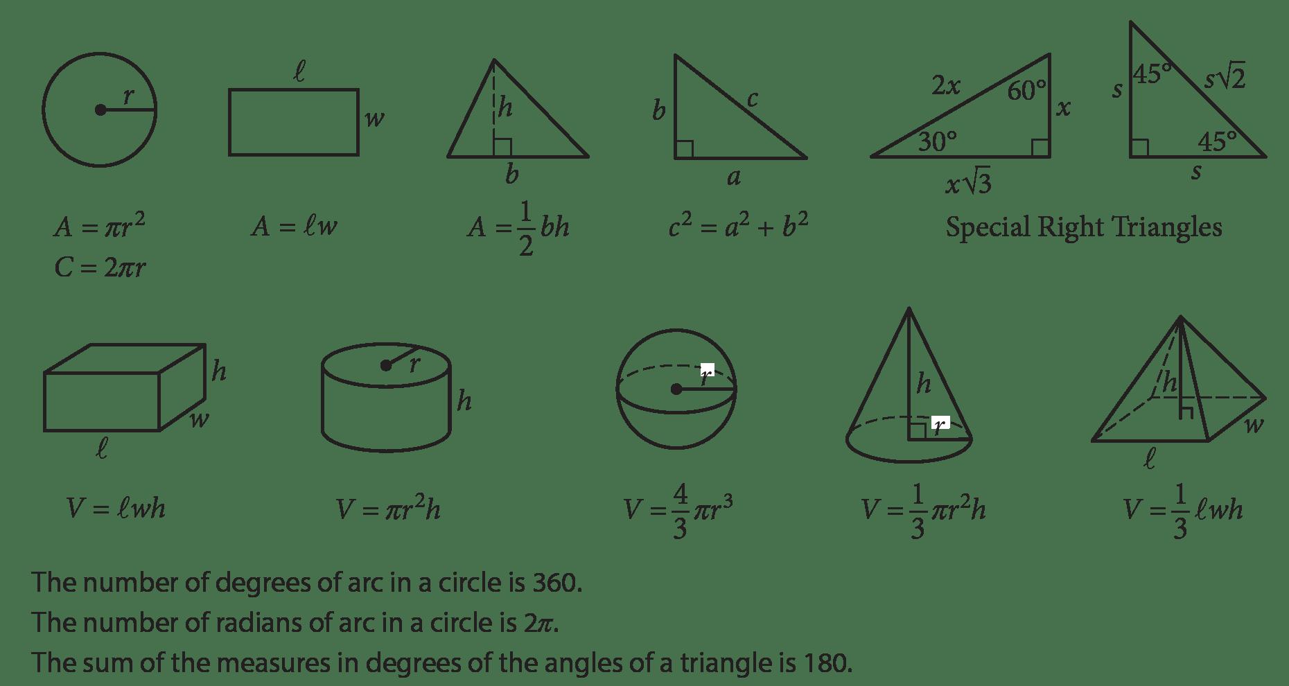 Sat Math Practice Questions Sat Math Help Lessons