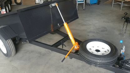 NEW TRAILER SALES – Tilt Trailers