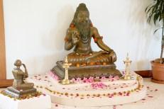 Ribhu Rishinatha with Nidagha