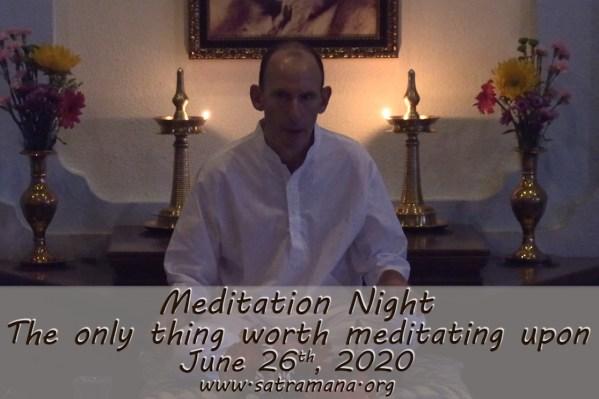 20200626-Meditation