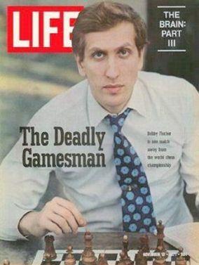 FischerBobby life Dergisi