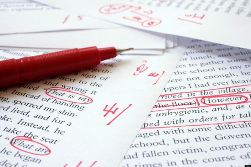 Menyunting Tulisan - Satriabajahitam