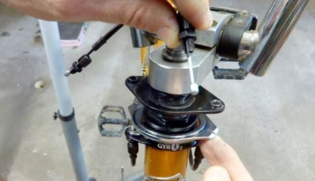 trik bmx rotor stang