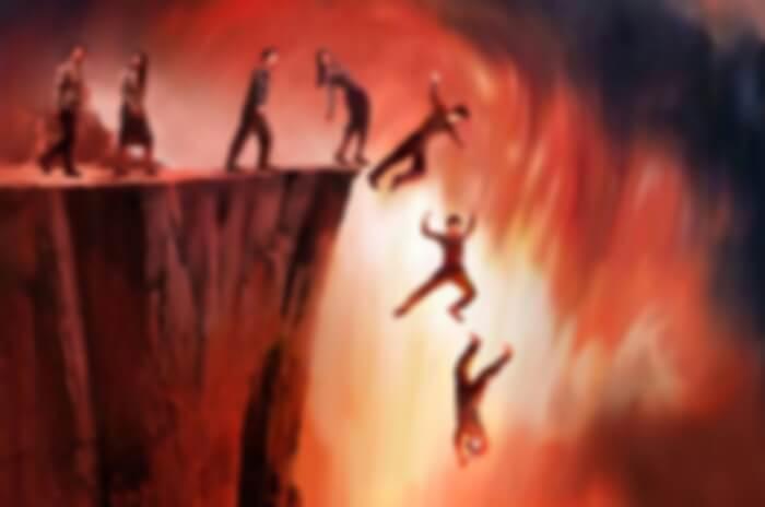 azab neraka bagi yang bunuh diri