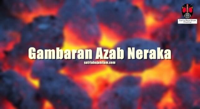 gambaran azab api neraka