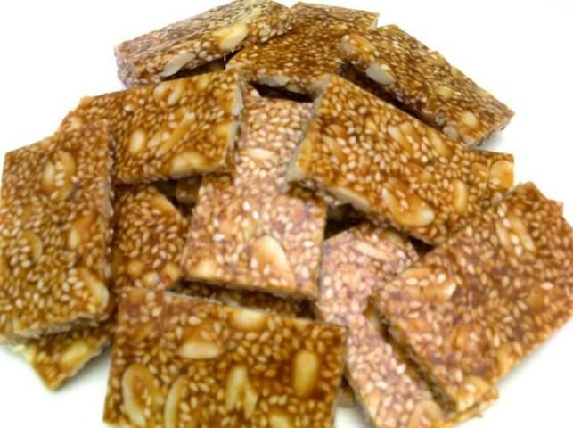 kuliner khas kebumen jipang kacang