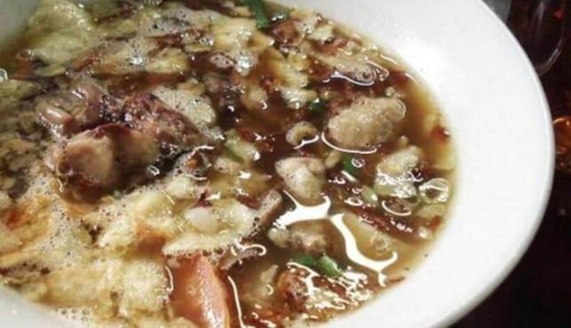 kuliner khas kebumen soto tamanwinangun