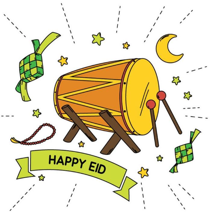 Kumpulan Ucapan Idul Fitri Yang Singkat Padat Mengena