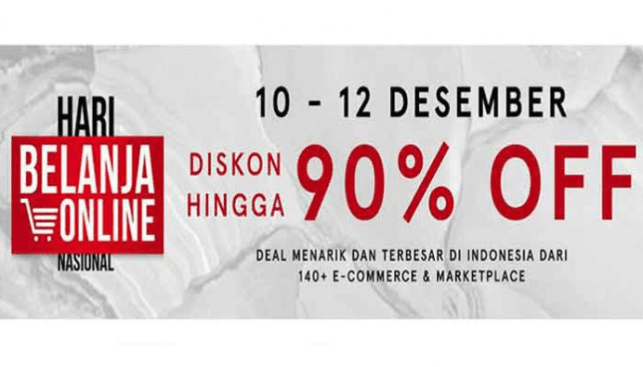 black friday dan harbolnas