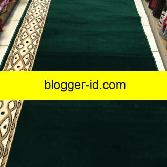 Karpet Masjid Polos H3