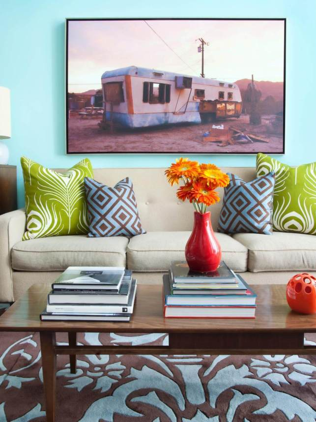 Pillow Covers and Personal Taste - hgtvcom