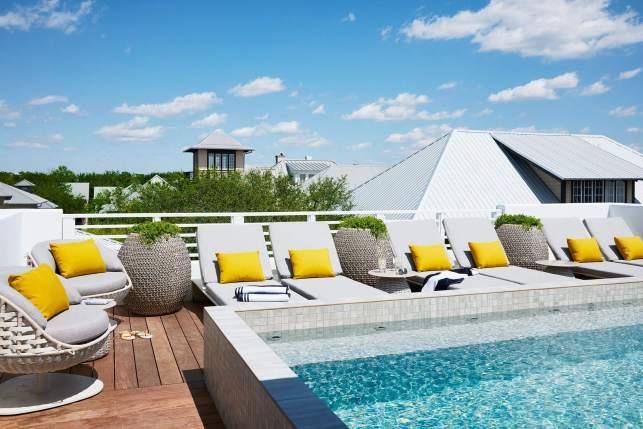 Backyard Deck Ideas near the Pool - hips.hearstappscom