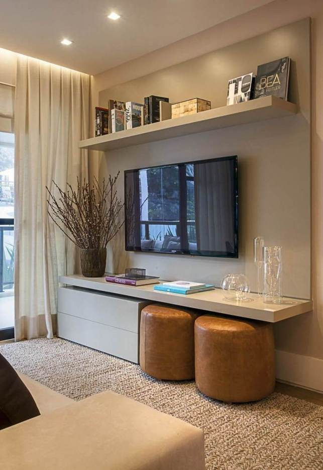Small Living Room Ideas with TV - paralaxercom