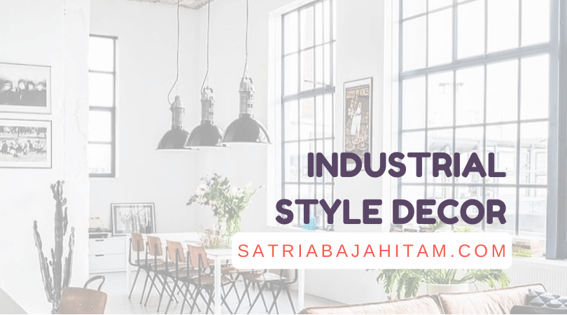 industrial home decor ideas design style