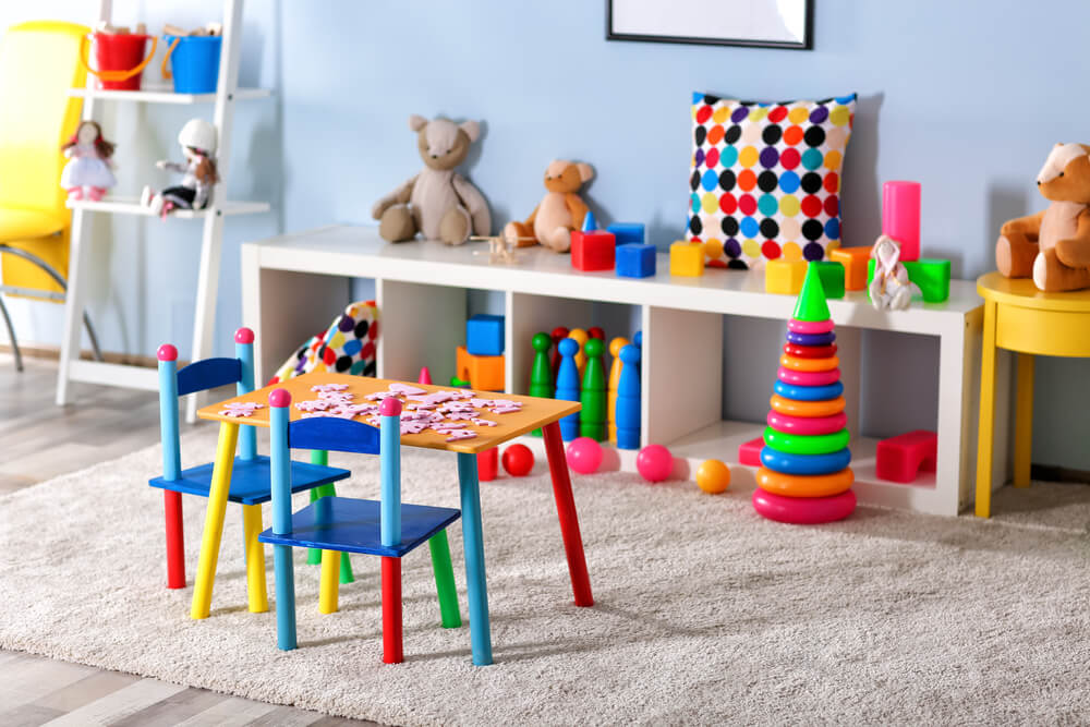 kids playroom decor