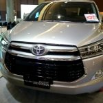 Toyota Kijang Innova V A/T Gasoline Review