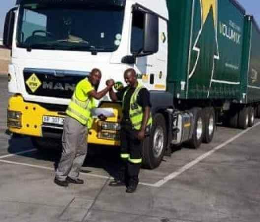 Trucking towards SHEQ success