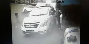 h1 robbers loot truck video