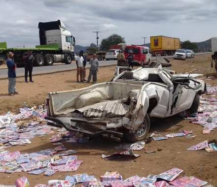 Truck brake failure blamed for fatal Limpopo crash